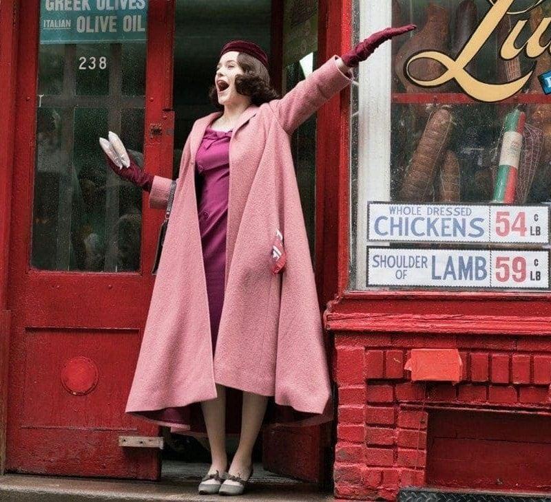 Marvelous Mrs Maisel Plus Size Coats