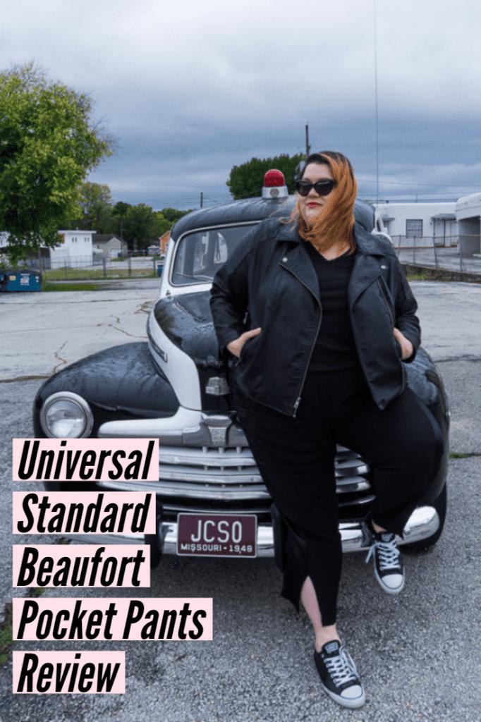 Universal Standard Beaufort Pocket Pants Review